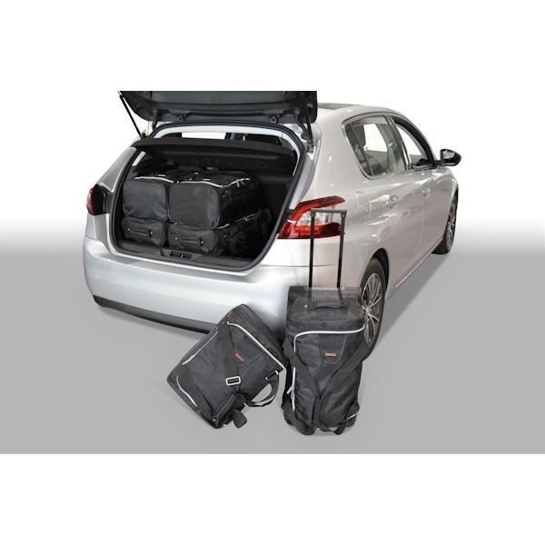 Car Bags P11101S PEUGEOT 308 3/5-Türer Bj. 13- Reisetaschen Set