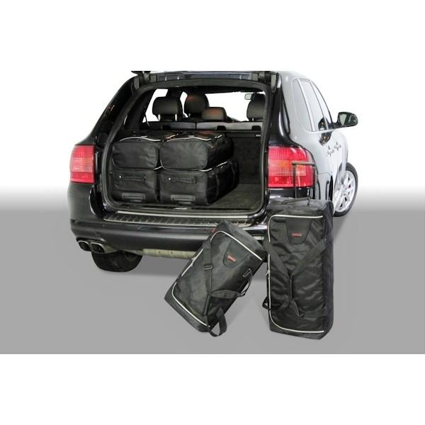 Car Bags P20101S Porsche Cayenne SUV Bj. 02-10 Reisetaschen Set