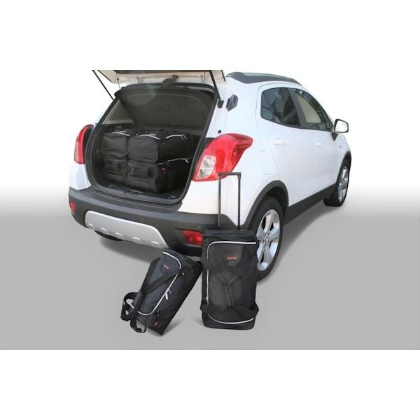Car Bags O11001S OPEL Mokka SUV Bj. 12- Reisetaschen Set