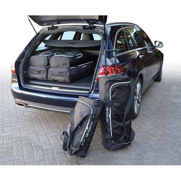 Car Bags M21501S MERCEDES C-Klasse Plug-In Hybrid (S205) Bj. 15- Reisetaschen Set