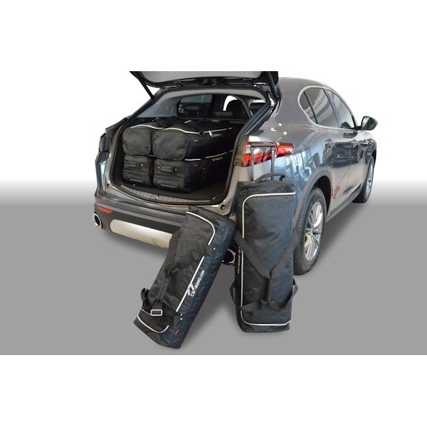 Car Bags A10202S ALFA ROMEO Stelvio Bj. 16- Reisetaschen Set