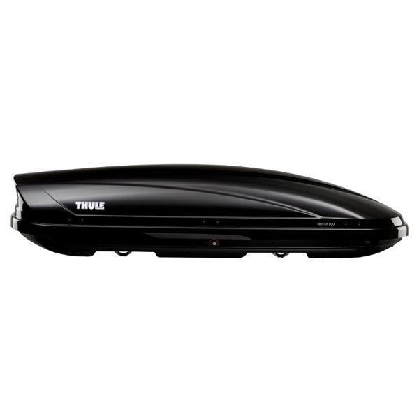 Dachbox THULE Motion 800 XL black schwarz glänzend