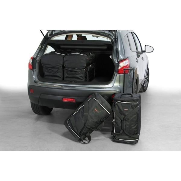 Car Bags N10101S Nissan Qashqai SUV Bj. 07-13 Reisetaschen Set