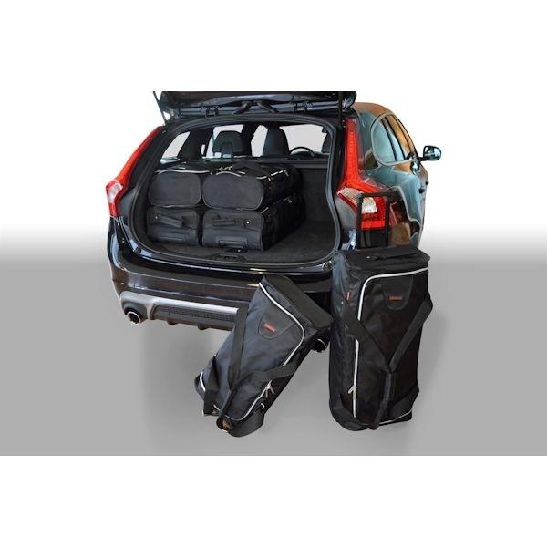 Car Bags V20301S Volvo V60 Kombi Bj. 10-18 Reisetaschen Set