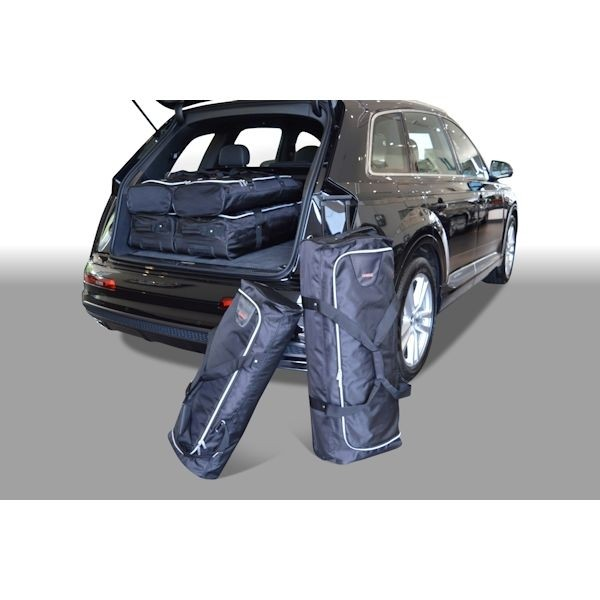Car Bags A22201S Audi Q7 SUV Bj. 15- Reisetaschen Set