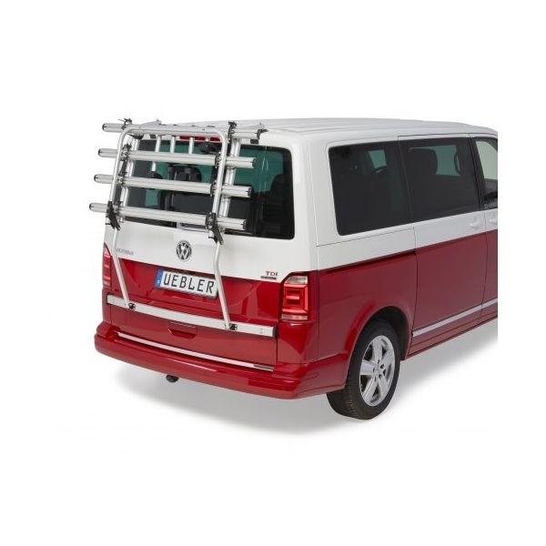 UEBLER 30364 Fahrradträger primavelo VW Volkswagen T6 für 4 Räder