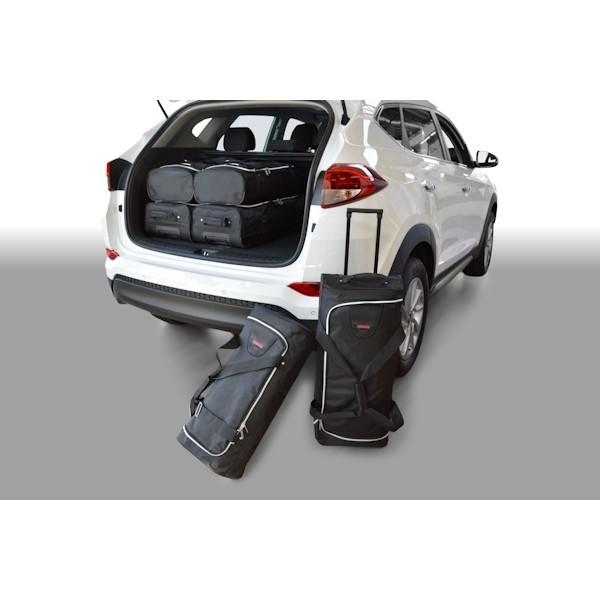 Car Bags H11001S Hyundai Tucson Bj. 15- Reisetaschen Set