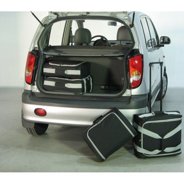 Car Bags H10601S Hyundai Atos 5-T. Bj. 98-08 Reisetaschen Set