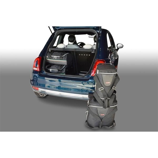 Car Bags F20102s Fiat 500 3 T Bj 07 Reisetaschen Set