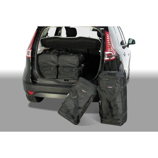 Car Bags R10301S Renault Scenic MPV Bj. 09- Reisetaschen Set