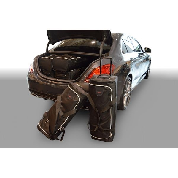 Car Bags M21101S Mercedes C-Class (W205) Bj. 14- Reisetaschen Set