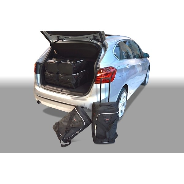 Car Bags B12201S BMW 2 er Active Tourer (F45) Bj. 14- Reisetaschen Set