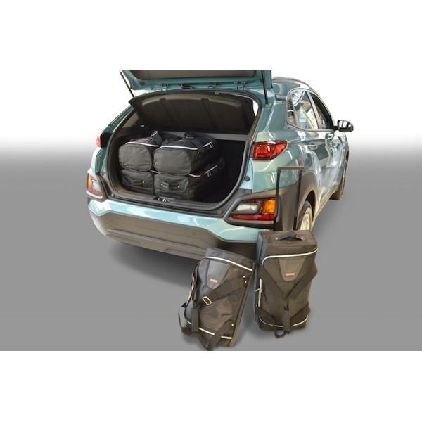 Car Bags H11301S Hyundai Kona OS SUV Bj. 17- Reisetaschen Set