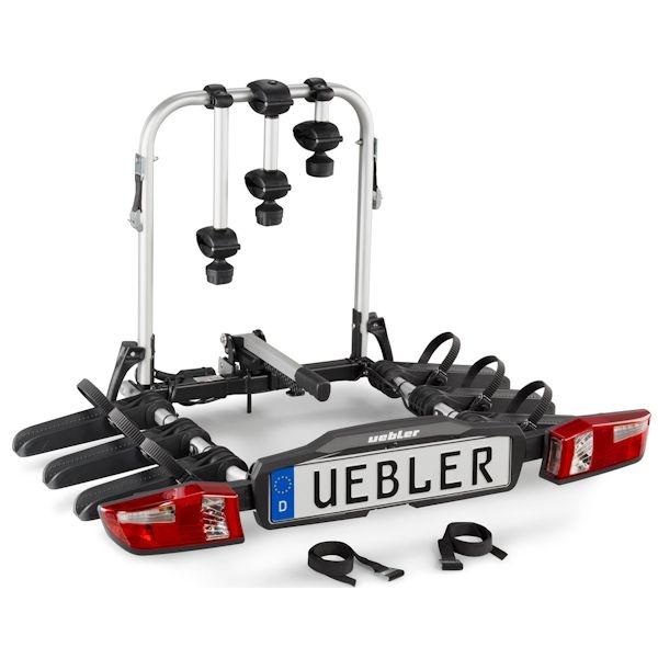 UEBLER F32 XL Fahrradträger 15850 3 Räder faltbar