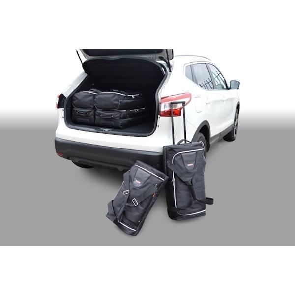 Car Bags N10301S NISSAN Qashqai SUV Bj. 14- Reisetaschen Set