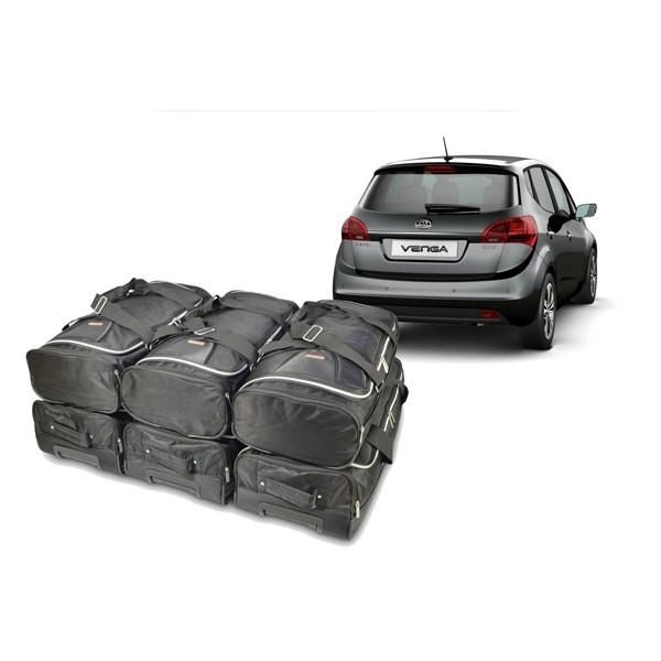 Car Bags K10701S Kia Venga 5-T. Bj. 10- Reisetaschen Set