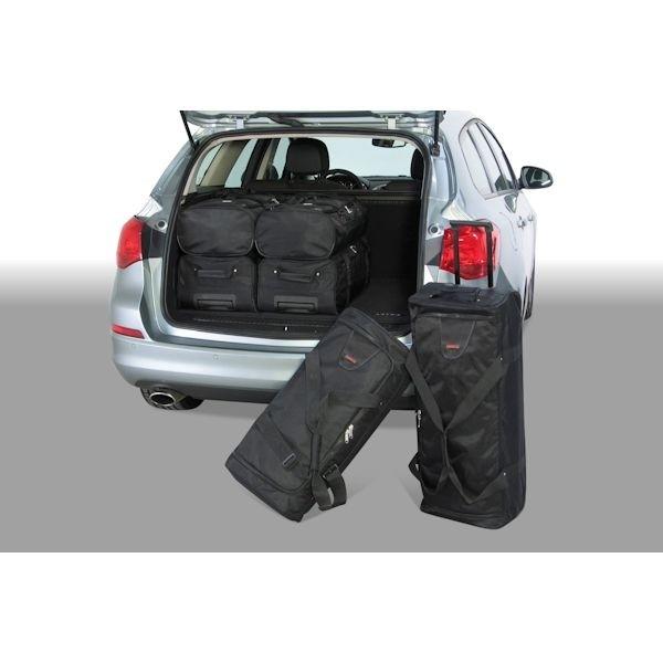 Car Bags O10201S Opel Astra J Sports Tourer 10-16 Reisetaschen Set