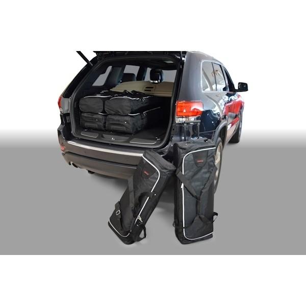 Car Bags J10101S JEEP Grand Cherokee SUV Bj. 10- Reisetaschen Set