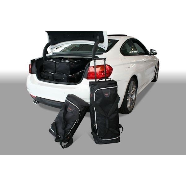 Car Bags B11901S BMW 4 er Coupe (F32) Bj. 13-20 Reisetaschen Set