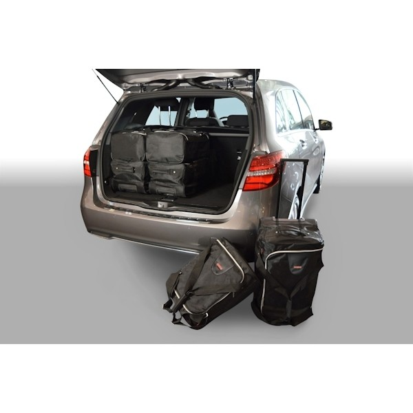 Car Bags M21001S MERCEDES B-Klasse 5-Türer Bj. 11-18 Reisetaschen Set