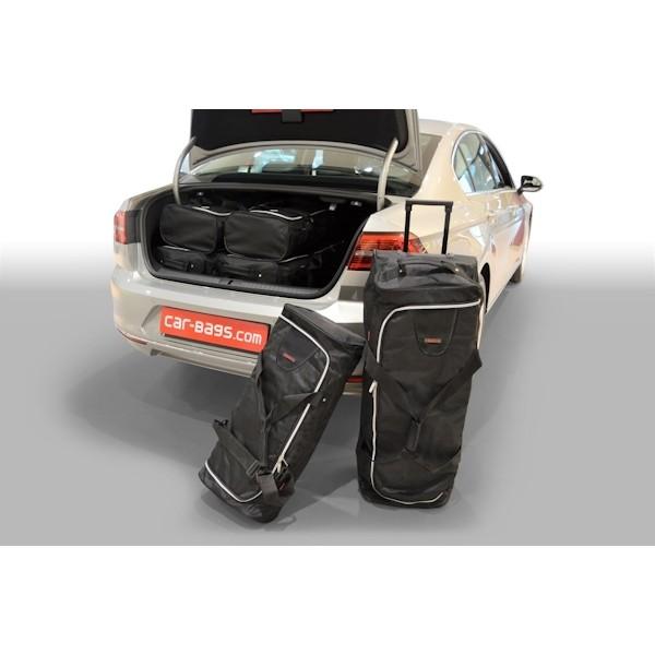 Car Bags V12301S VW Passat (B8) GTE Bj. 15- Reisetaschen Set