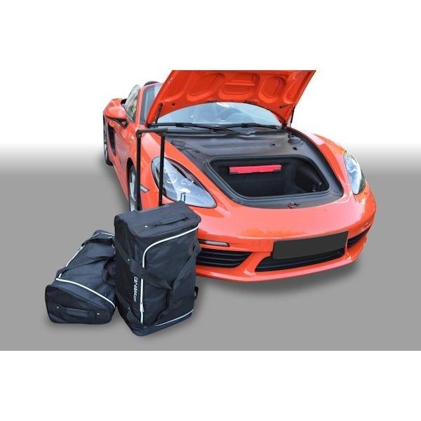 Car Bags P21701S PORSCHE Cayman Boxster (718) 2WD + 4WD Bj. 16- Reisetaschen Set