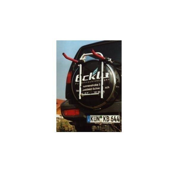 ECKLA PORTY 4x4 77777 Fahrradträger für Ersatzrad Heck