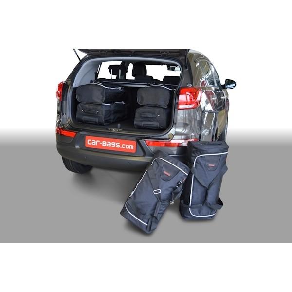 Car Bags K10601S Kia Sportage (SL) SUV Bj. 10-15 Reisetaschen Set