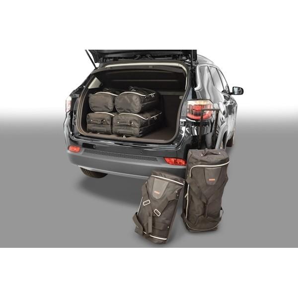 Car Bags J10301S JEEP Compass Bj. 17- Reisetaschen Set