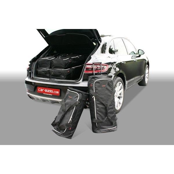 Car Bags P20601S PORSCHE Macan SUV Bj. 14- Reisetaschen Set