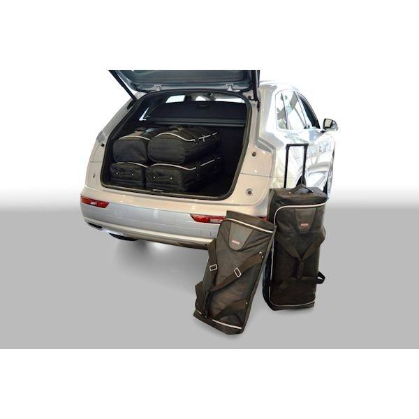 Car Bags A23001S AUDI Q5 (FY) SUV Bj. 17- Reisetaschen Set