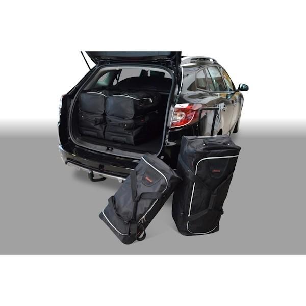 Car Bags R10201S Renault Megane Kombi / Grandtour Bj. 09-16 Reisetaschen Set