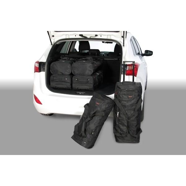 Car Bags H10801S Hyundai i30 GD Kombi Bj. 12- Reisetaschen Set