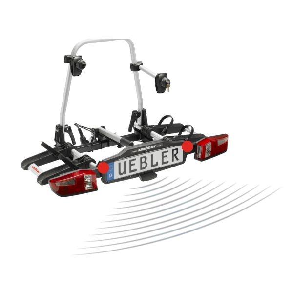 UEBLER X21 S Fahrradträger 15760DC 2er faltbar Rückfahrkontrolle