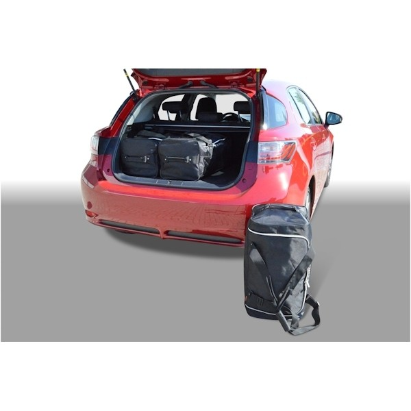 Car Bags L20101S LEXUS CT 200h 5-Türer Bj. 11- Trolleys