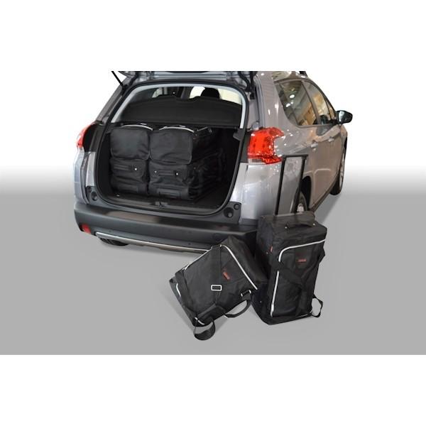 Car Bags P11201S Peugeot 2008 SUV Bj. 14-19 Reisetaschen Set