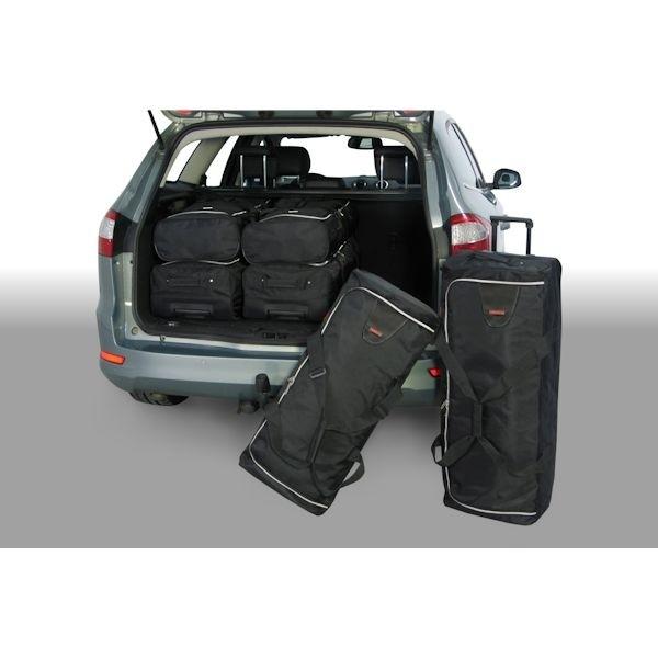 Car Bags F10401S Ford Mondeo Kombi Bj. 07-14 Reisetaschen Set