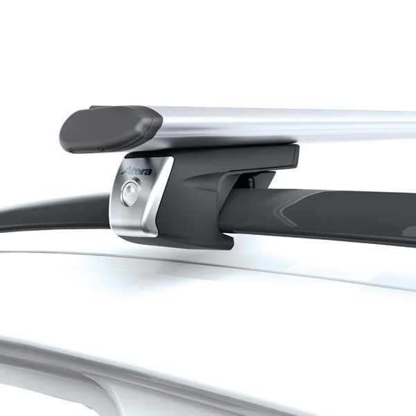 Dachträger Mazda Premacy 5-T MPV 02-04 Reling ATERA Alu Aero