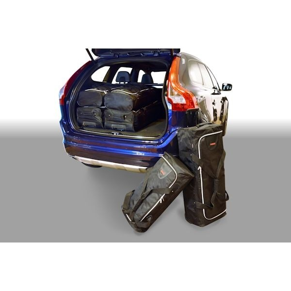 Car Bags V20101S Volvo XC60 SUV Bj. 08-17 Reisetaschen Set