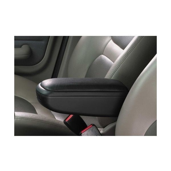 Mittelarmlehne VW Polo Leder schwarz KAMEI Armlehne