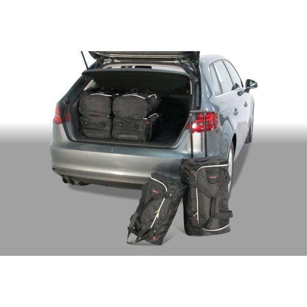 Car Bags A21601S Audi A3 Sportback 5-T. Bj. 13-20 Reisetaschen Set