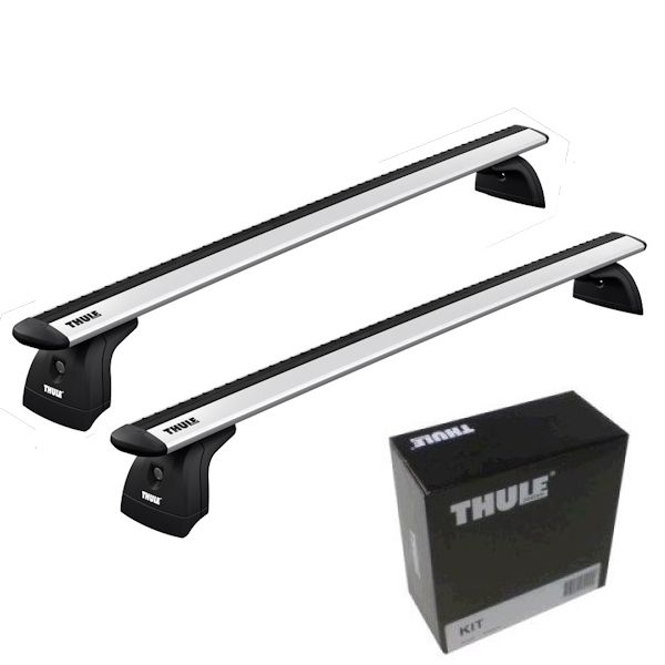 Dachträger BMW 1 er 2-T Coupe 07-11 Fixpkt. THULE Alu Evo