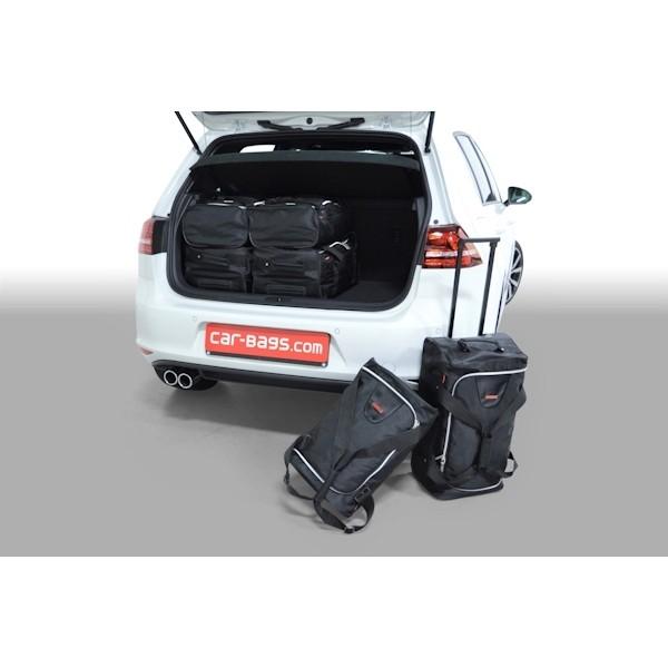 Car Bags V11801S VW Golf 7 GTE 5-T. Bj. 14- Reisetaschen Set