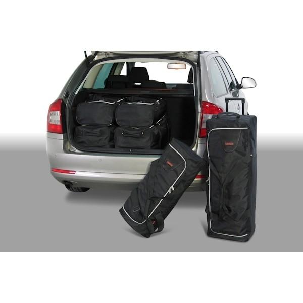 Car Bags S50101S Skoda Octavia Kombi Bj. 04-13 Reisetaschen Set
