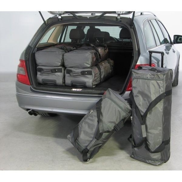 Car Bags M20201S Mercedes C Class Kombi Bj. 08-14 Reisetaschen Set
