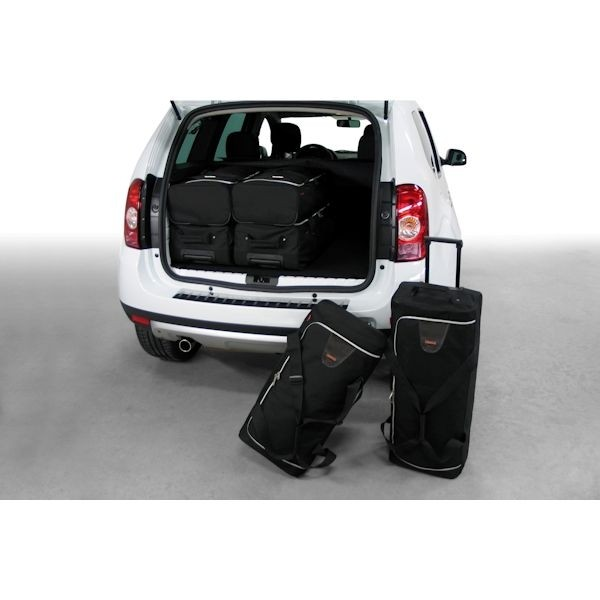Car Bags D20102S Dacia Duster 1 4x4 SUV Bj. 10-17 Reisetaschen Set