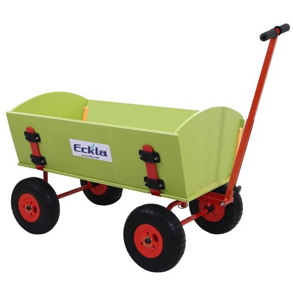 ECKLA Bollerwagen EcklaTrak Long 100 cm Playtec PS-Reifen 78280