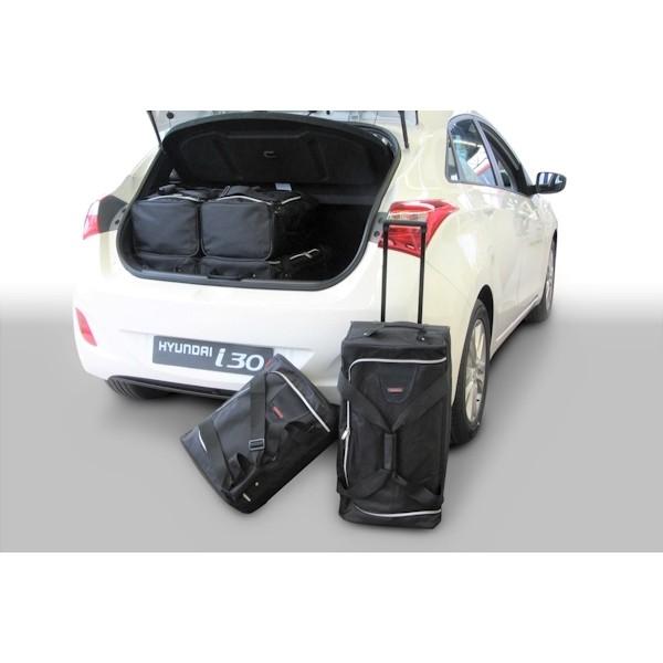 Car Bags H10401S Hyundai i30 GD 5-T. Bj. 12- Reisetaschen Set
