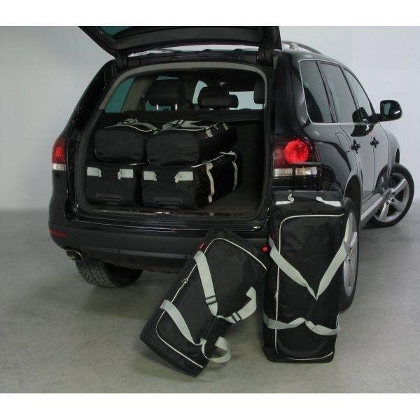 Car Bags V10801S VW Touareg SUV Bj. 02-11 Reisetaschen Set