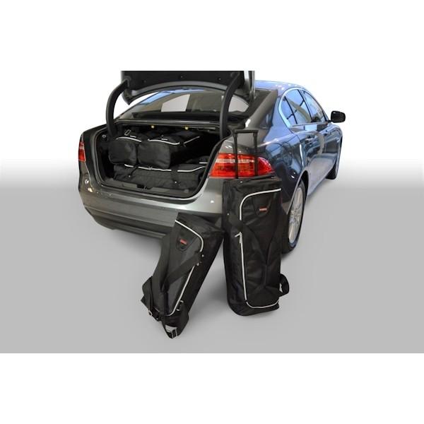 Car Bags J20101S Jaguar XE (X760) Bj. 15- Reisetaschen Set